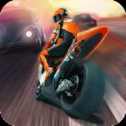 Traffic Racing Motor Rider