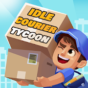 Idle Courier Tycoon 3D Business Manager