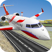 City Flight Airplane Pilot New Game Plane Games