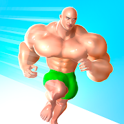 Muscle Rush Smash Running Game