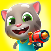 Talking Tom Blast Park The New Blasting Adventure